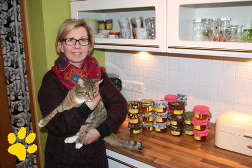 Quittengelees für Genießer – gespendet von Bettina Sester